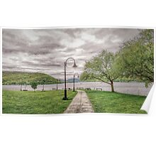 Hudson River, NY Poster