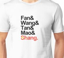 TEAM CHINA (WOMEN) Unisex T-Shirt