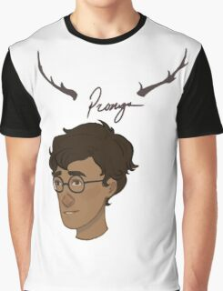 James Potter Graphic T-Shirt