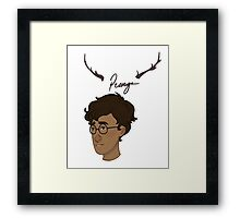 James Potter Framed Print