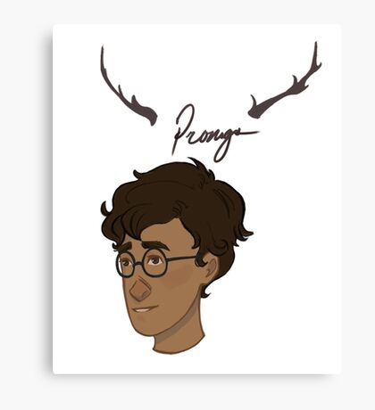 James Potter Canvas Print
