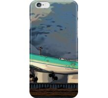 EI-LAX, Airbus A330-202 Aer Lingus Taking Off at SFO iPhone Case/Skin