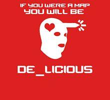 If you were a map...   CS:GO Jokes Unisex T-Shirt