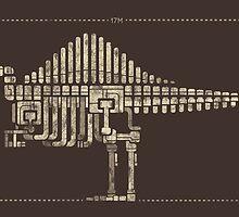 Spinosaurus by saimen