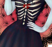 Dead Clara - Zombie Pinup Sticker
