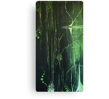 Floating Lost Canvas Print