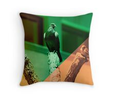 Order of Feath Throw Pillow