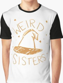 Weird Sisters Harry Potter band Graphic T-Shirt
