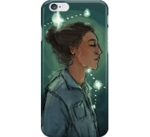 Sirius Black in the Constellation Canis Major iPhone Case/Skin