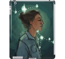 Sirius Black in the Constellation Canis Major iPad Case/Skin