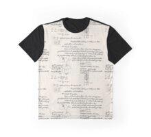 Principle of Equivalence Graphic T-Shirt