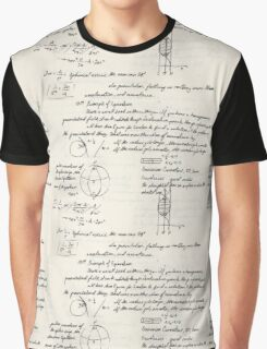 Principle of Equivalence Graphic T-Shirt