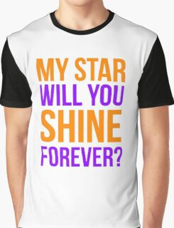 The Asterisk War: Shine Forever Graphic T-Shirt