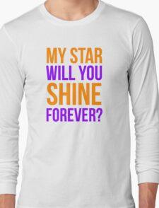 The Asterisk War: Shine Forever Long Sleeve T-Shirt