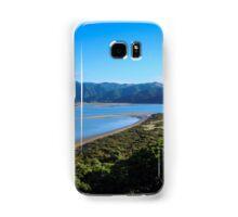 Panoramic view of Wainui Bay Samsung Galaxy Case/Skin