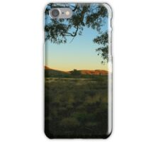 Pilbara Sunset iPhone Case/Skin
