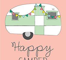 Happy Camper by Heather Clauson
