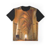 York Minster Graphic T-Shirt