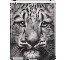 Snow baby iPad Case/Skin