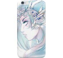 Moon Crown iPhone Case/Skin