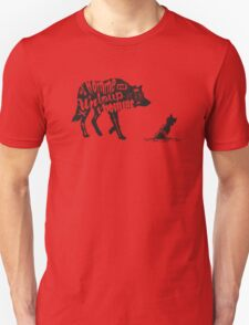 Man is a wolf to man T-Shirt