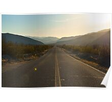 Highway 78, San Diego County, California Poster