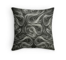 Portal I. Throw Pillow