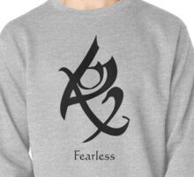 Fearless - Black Pullover