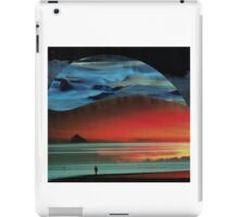 passing by  iPad Case/Skin