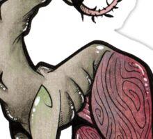 Rotting Monster Sticker
