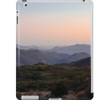 Horsethief Creek, Cleveland National Forest, California iPad Case/Skin