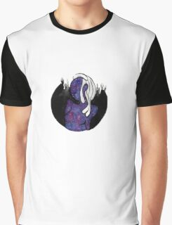 Galaxy Gal Graphic T-Shirt