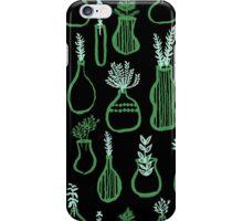 Herb Garden - Green & Mint by Andrea Lauren iPhone Case/Skin
