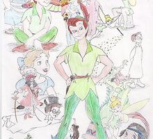Peter pan by emmamayl
