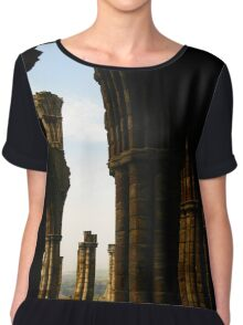 Tranquility, Whitby Chiffon Top