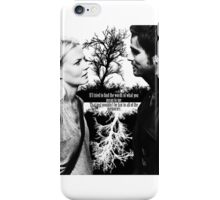 Captain Swan Black and White iPhone Case/Skin