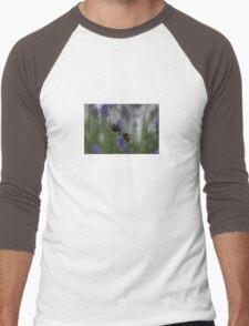 Bumble Bees Men's Baseball ¾ T-Shirt
