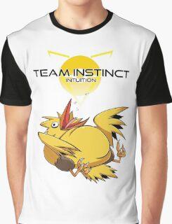 Legenderpy Birb Instinct  Graphic T-Shirt