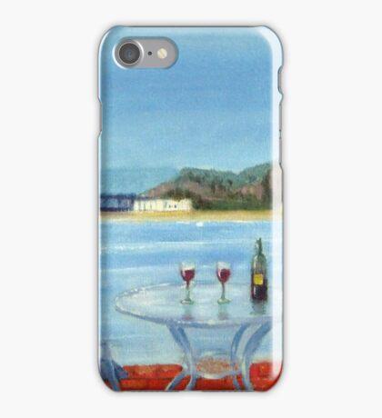 Wine O'Clock iPhone Case/Skin