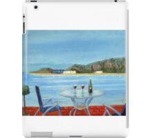Wine O'Clock iPad Case/Skin