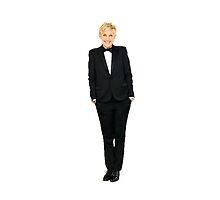 Ellen DeGeneres by yaaaaaazzzz
