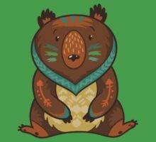 Woodland animals One Piece - Short Sleeve