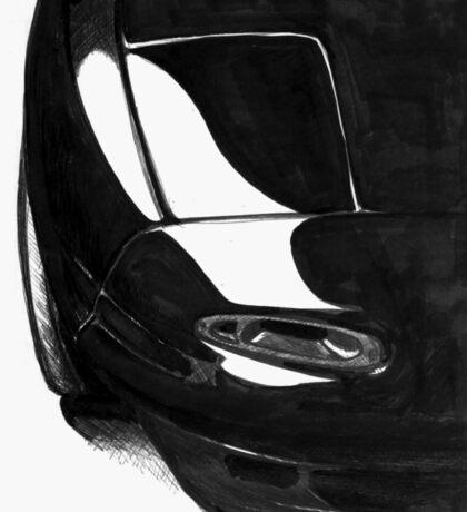 Mazda Miata NA sketch Sticker