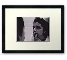 Introspecting Framed Print