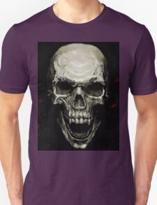 Undead Skull Unisex T-Shirt