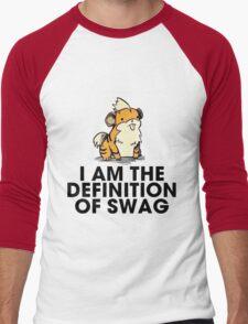 Pokemon Swag Men's Baseball ¾ T-Shirt