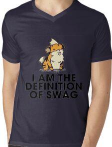 Pokemon Swag Mens V-Neck T-Shirt