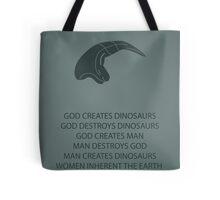 Jurassic Park  Tote Bag