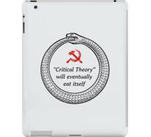 Critical Theory iPad Case/Skin