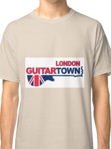 Flag and Music Classic T-Shirt